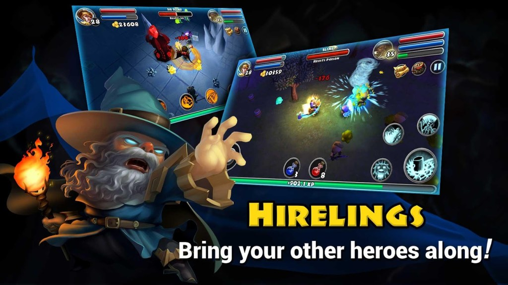 download game dungeon quest apk