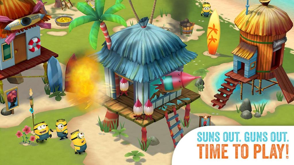 download game paradise island apk mod