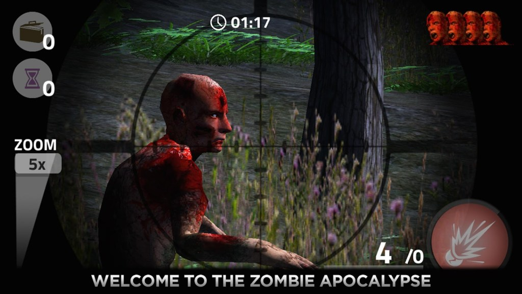 download game zombie killer apk mod