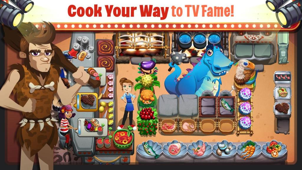 download game apk cooking dash