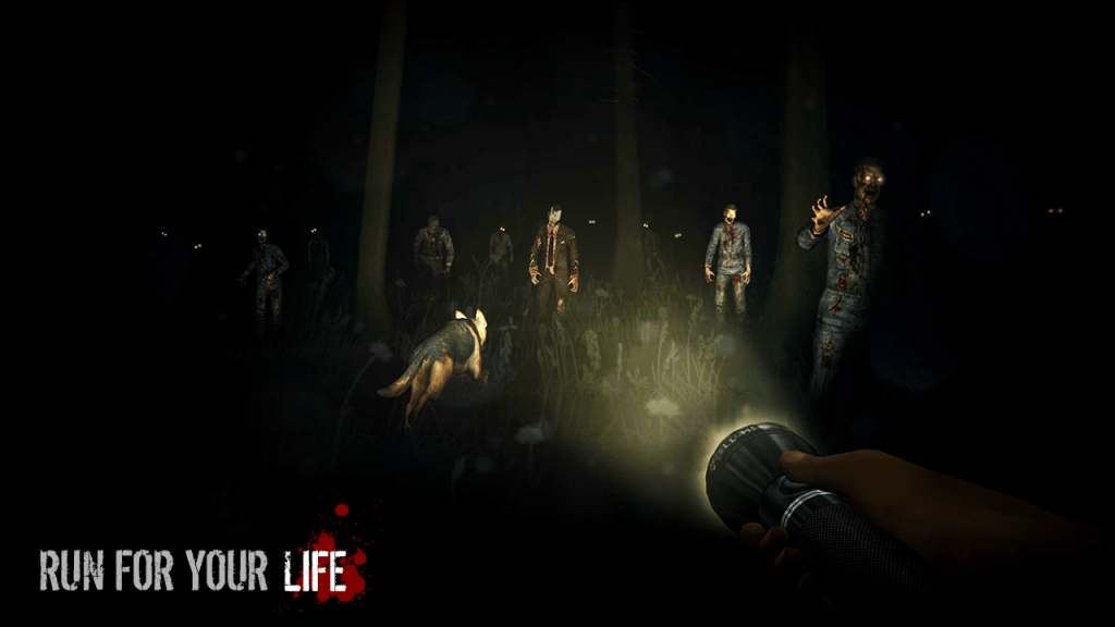 download game into the dead apk mod