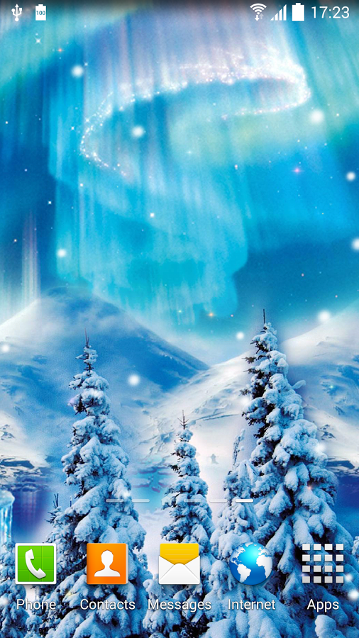 Free Animated Falling Snow Wallpaper Snowfall Live Wallpaper 187 Apk Thing Android Apps Free