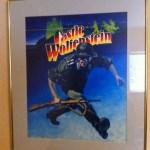 Castle Wolfenstein painting