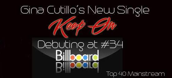 APM Canada - Gina Cutillo Climbs the Billboard Charts