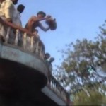 Bizarre 'Throwing Babies Down From Rooftop' ritual in India