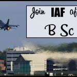 How to join IAF Flying Branch after B.Sc.