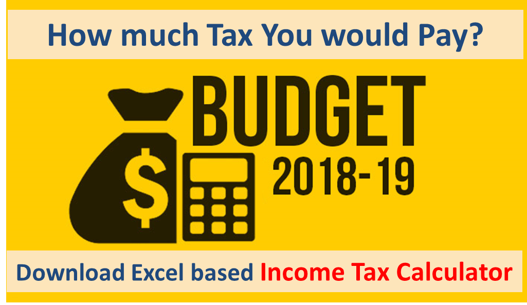 excel tax calculator 2019