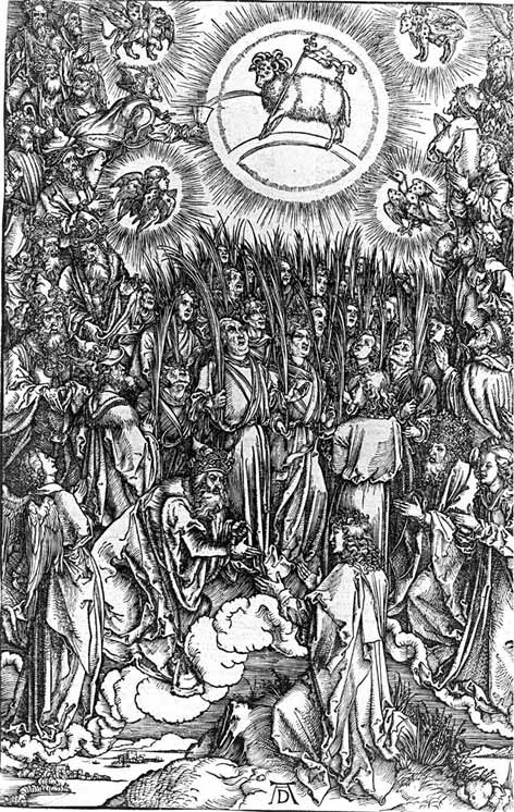 Albrecht Dürer - The Adoration of the Lamb