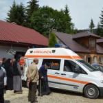 Părintele Justin s-a întors la Mănăstirea Petru Vodă – Paltin