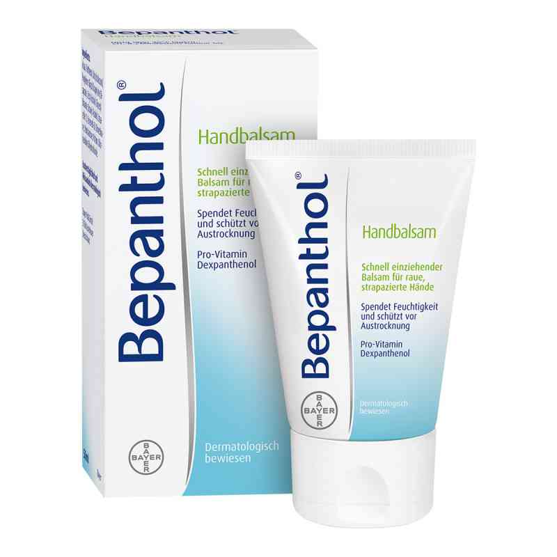 Bepanthol Handbalsam 50 ml apotheke.at