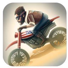 Eines der besten Motorrad-Stuntspiele gerade kostenlos für iPhone, iPad und iPod Touch
