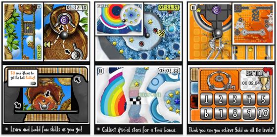 Top Geschicklichkeitsspiel Little Metal Ball für iPhone und iPod Touch heute kostenlos