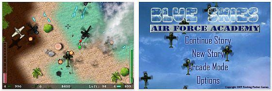 Blue Skies Screenshots