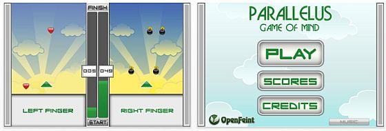 Multitasking-Spiel Parallelus heute in der Vollversion kostenlos für iPhone und iPod Touch