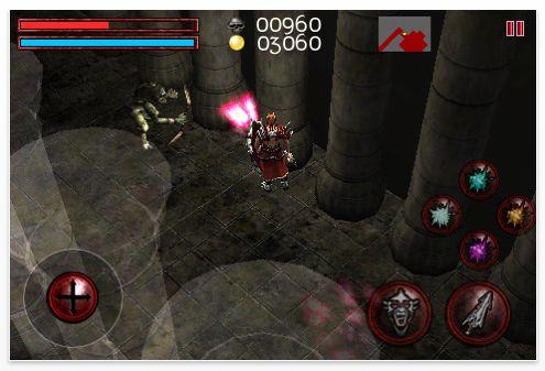 Screenshot Deadly Dungeon