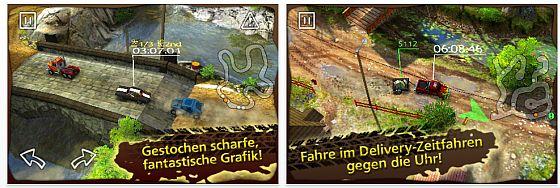 Reckless Racing für iPhone und iPod Touch Screenshot