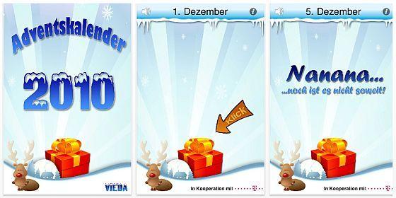 App-Adventskalender als Mogelpackung? Bei app-kostenlos ist immer Advent