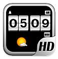 Kurztipp: Die Klappuhr mit Weck- und Wetterfunktion für das iPad ist gerade kostenlos