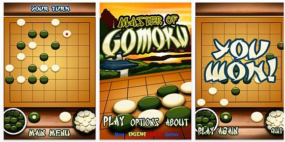 Master of Gomoku Screenshot