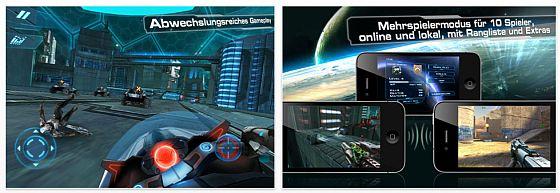Gameloft N.O.V.A. 2 SCreenshot