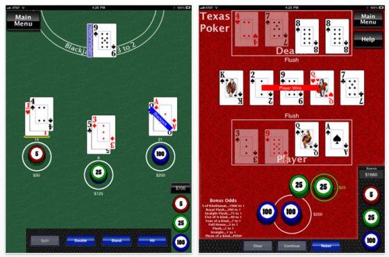 Casino HD Screenshots