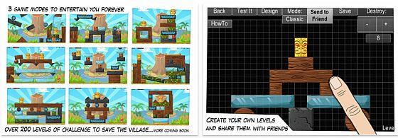 Tiki Totems 2 Screenshots
