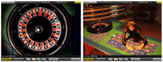Real Roulette HD Screenshot