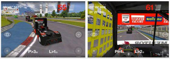 Renault Trucks Racing für iPhone und iPod Touch Screenshots