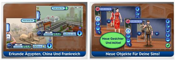 Die Sims 3 Reiseabenteuer Screenshot