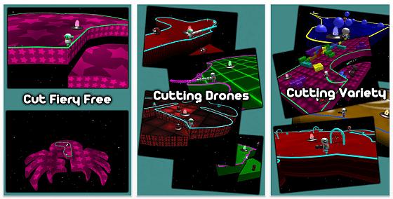 Curvebot Evolved Screenshots