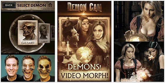 Demon Cam für iPhone und iPod Touch