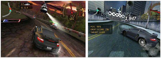 Need for Speed Undercover heute für iPhone und iPod Touch kostenlos