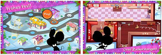 Klasse Spiel von Firemint: SPY mouse heute kostenlos