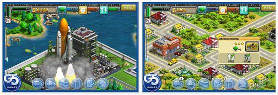 Virtual City HD Screenshots