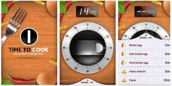 Nutze Dein iPhone als Eieruhr – die App dafür gibt es heute gratis