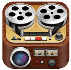 Mit Vintagio Video-Clips im Stil vergangener Jahrzehnte aufnehmen – ganz einfach mit dem iPhone