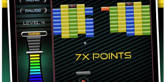 Universal-App Breakout Boost+ von Atari in der Vollversion bis morgen früh kostenlos