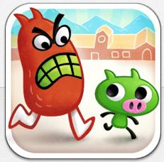 Icon der App Gesundheit!