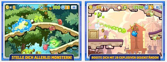 Die Monster AG Run ist ein gut gemachtes Jump und Run mit grellen Animationsfarben und all den Charkteren, die man aus dem Film vonm Pixar kennt. Man merkt, dass Disney hier die Hilfe der Macher von Mega Run genutzt hat - denn das Spiel ist ein vollwertiges Jump and Run mit genug Levels, Endlosmodus und viel Spielspaß.