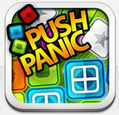 Push Panic! bis 30. Mai kostenlos für iPhone, iPod Touch und iPad – hektischer Puzzlespaß