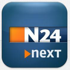 Nachrichtensender N24 überzeugt mit neuer Universal-App für iPhone und iPad