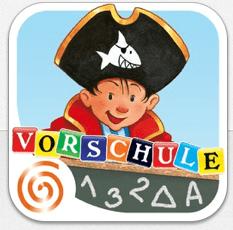Lernerfolg Vorschule – Capt'n Sharky: Alphabet, Zahlen, Rechnen und Englisch drei Tage kostenlos