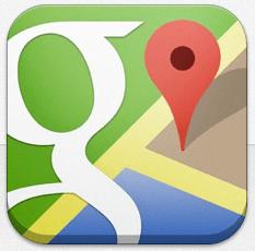 Google Maps läuft nun auch auf dem iPad in guter Auflösung