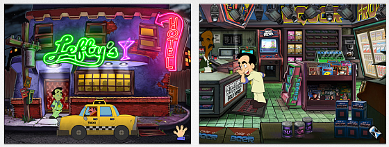 Leasure Suit Larry: Reloaded