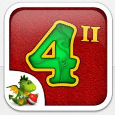 Match-3 Spiel 4 Elements II HD (Premium) für das iPad kurzzeitig kostenlos