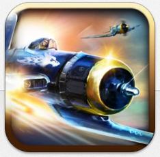 Faszinierend gute WWII-Flug-Simulation für iPhone und iPad kurzzeitig gratis