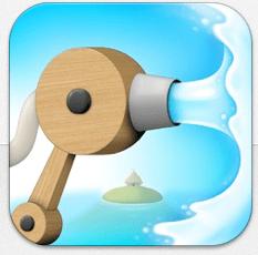 Sprinkle Islands bis morgen früh kostenlos – Wasserphysik-Puzzle für iPhone und iPad