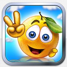 Cover Orange 2 für iPhone, iPod Touch und iPad gerade gratis