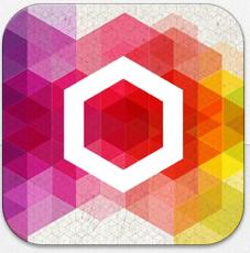 Farb-Reaktionsspiel Omicron heute kostenlos für iPhone und iPad