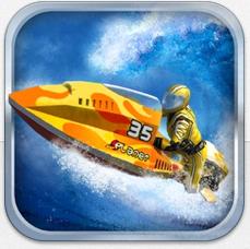 Jetski-Rennen auf iPhone und iPad dieses Wochenende kostenlos